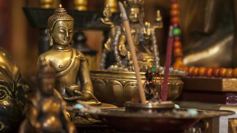 Oriental Culture symbols Live Action