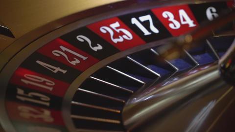 Gambling Roulette - 20 black wins Live Action