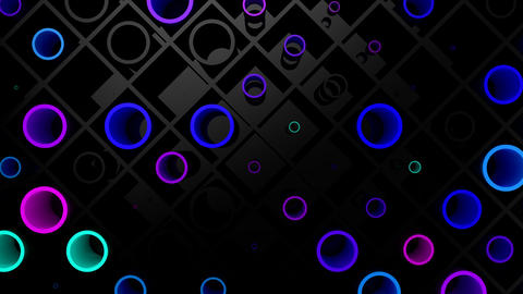 Background of Tubes CG動画