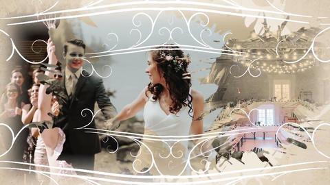 Wedding Love Story Premiere Pro Template