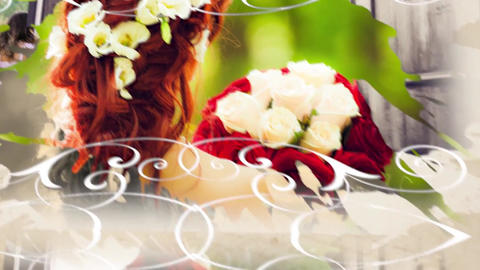 Wedding Love Story Slideshow Premiere Pro Template