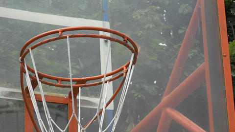 Basketball Hoop, Athletics, Sports Live Action