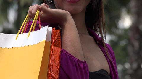 Woman Shopping, Consumer, People Live Action