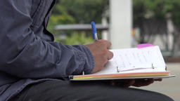 Notebook of University Student Live Action