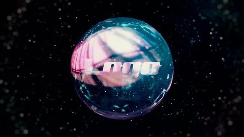 Sphere Logo Reveal Premiere Pro Template