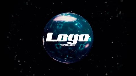 Sphere Logo Reveal Premiere Proテンプレート