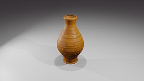 Flower Vase Modelo 3D
