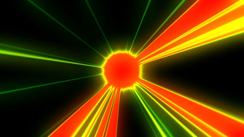 Laser Lights Dance Animation
