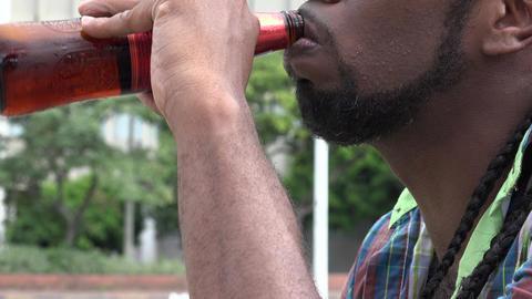 Man, Alcoholic, Alcoholism Live Action