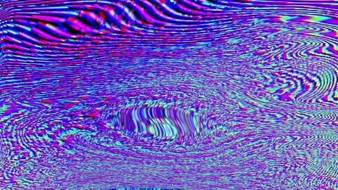 Abstract rainbow texture. Amazing light leaks. Peace of light pulses randomly Live Action