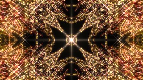 Kaleidoscope illumination neon light EE4 4k Videos animados