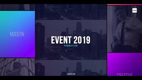 The Event Promo Premiere Proテンプレート