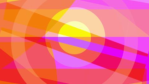 Mov207 abstract pop vj bg 02 CG動画