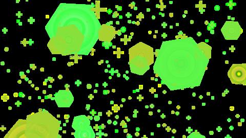 Mov201 glitter sparkle loop alpha 03 CG動画