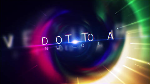 Orbit Cinematic Titles After Effects Template