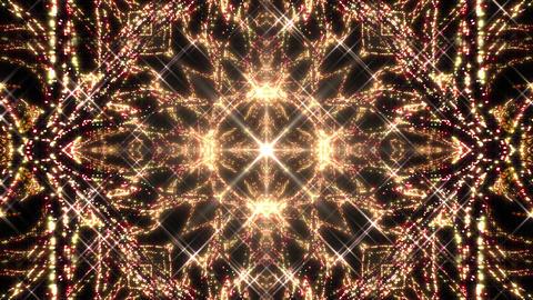 Kaleidoscope illumination neon light Dd4 4k Animation