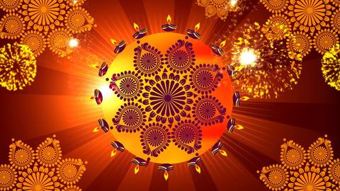 Celebration background Animation