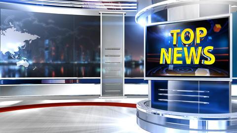 TOP NEWS2 Animation