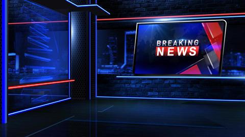 Breaking news 1 Animation