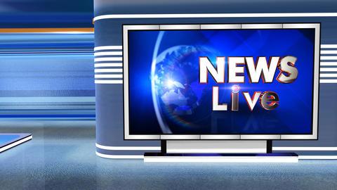 News Live 1 Animation