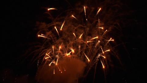 firework 01 Footage