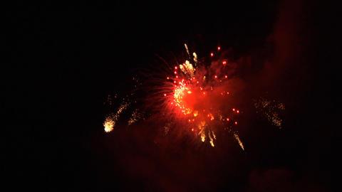 firework 05 Stock Video Footage