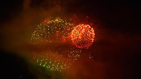 firework 12 Stock Video Footage