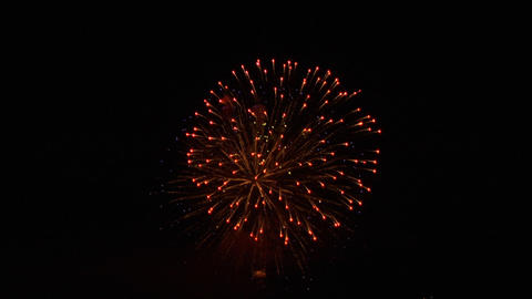 firework 24 Stock Video Footage