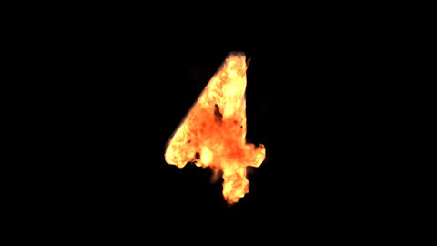 fire 4 Animation