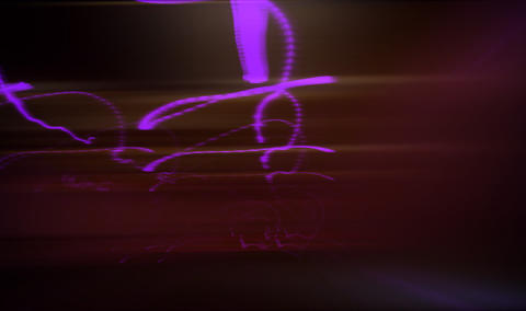 Light Streaks Proc5 Stock Video Footage