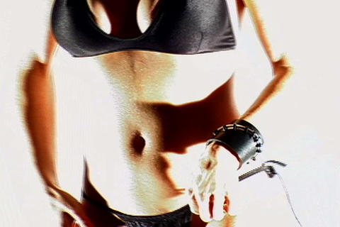 /Model_Swimsuit_Dance_White_Light_2-PhotoJPEG_SD.zip Stock Video Footage