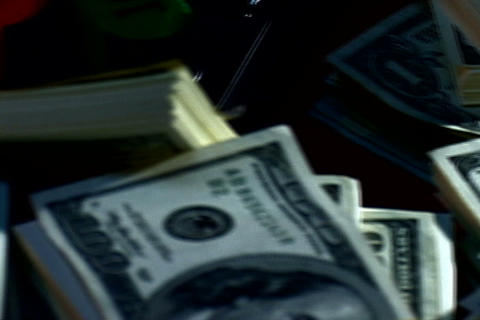 /Stacks_of_$100s_Bullion_Pan_Left-PhotoJPEG_SD.zip Stock Video Footage