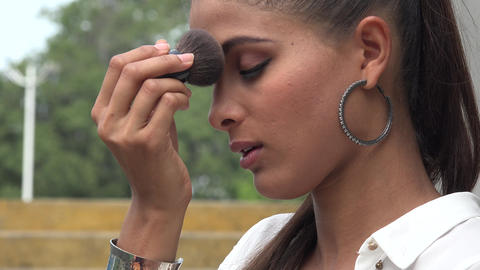 Makeup, Cosmetics, Beauty Products Footage