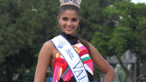 Beauty Queen, Model, Beauty Pageant Footage