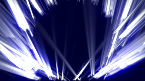 Violet and white lights Animation