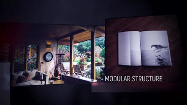 Elegant gallery After Effects Template