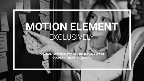 Clean Promo (Presentation) After Effects Template