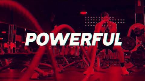 Fitness Promo Premiere Proテンプレート