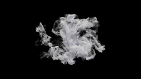 Cinematic Smoke Video Pack V.1 Animation