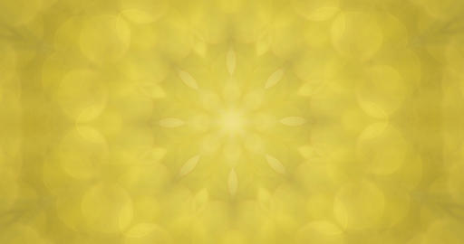 Yellow Particles Moving Background.Particle from below. Particle gold dust flickering on black Animation