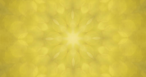 Yellow Particles Moving Background.Particle from below.… Stock Video Footage