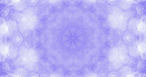 Glitter sparkle background animation. Blurry lights with soft bokeh dust glowing. Outer space purple Animation