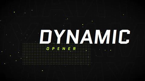 New Record - Sport Opener Premiere Proテンプレート