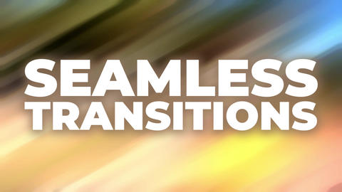 Seamless Transitions Premiere Pro Template