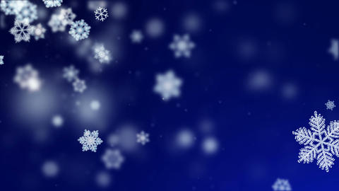 Winter Backgrounds Loop GIF
