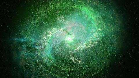 Galaxy 3 - Through Animation