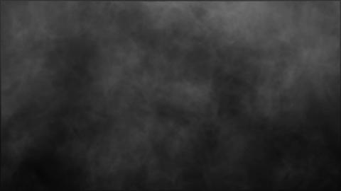 Rising Smoke Fog Loop Overlay Motion Background Animation