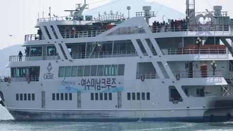 yeosu coast travel cruise 영상물