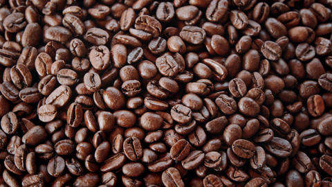 Aromatic Coffee Beans Live Action