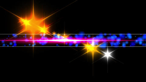 247 3 d animated two abstract backgrounds for logos CG動画